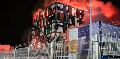 Incendie OVH à Strasbourg : point sur les services F5KAV